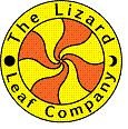 Lizard Leaf logo